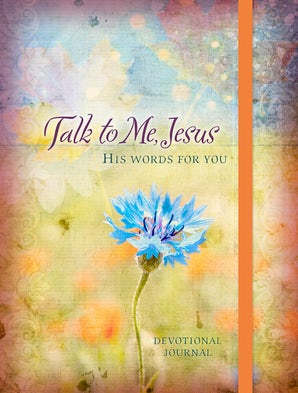 Talk to Me Jesus Devotional Journal