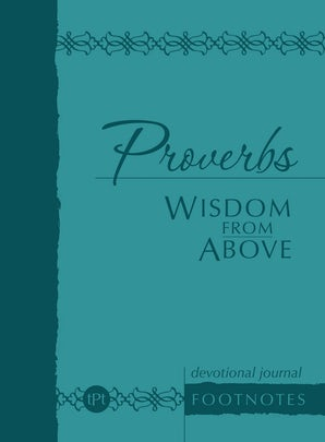 Proverbs Wisdom from Above