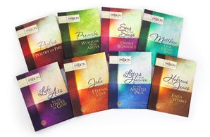 The Passion Translation 8-in-1 Collection
