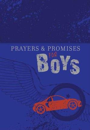 Prayers & Promises for Boys