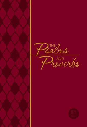 Psalms & Proverbs (faux leather)