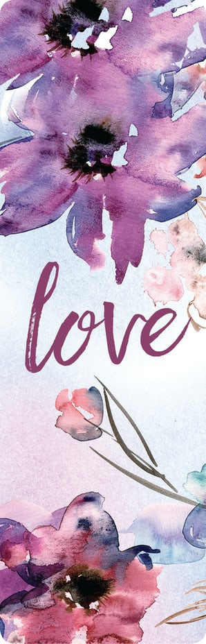 Love Linen Bookmark