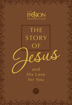 The Story of Jesus Faux Leather Gift Edition
