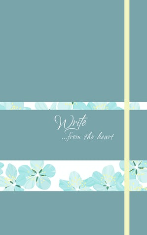 Write Journal (Aquamarine)