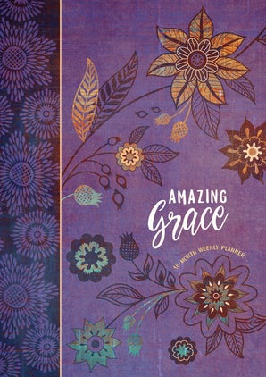 Amazing Grace 2019 Planner (Hardcover)