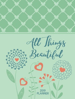 All Things Beautiful 2019 Planner