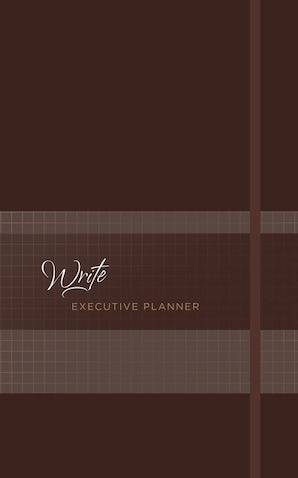 Write 2019 Executive Planner (Nutmeg)