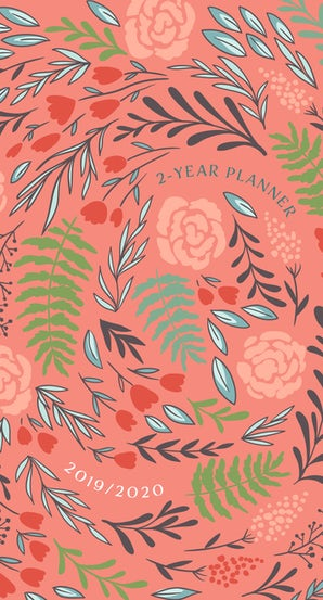 Coral Floral 2019/2020 Planner