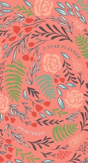 Coral Floral 2019 - 2020 Planner