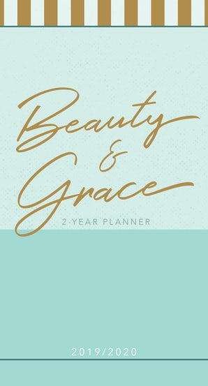 Beauty & Grace 2019 - 2020 Planner