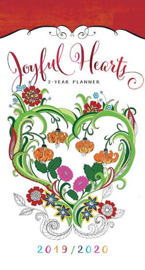 Joyful Hearts 2019 - 2020 Planner