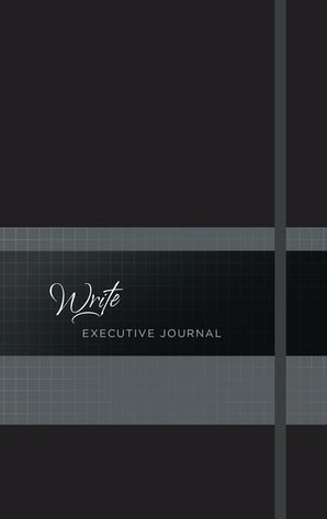 Write Journal Executive (Onyx)