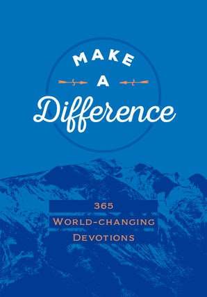 Make a Difference faux leather gift edition