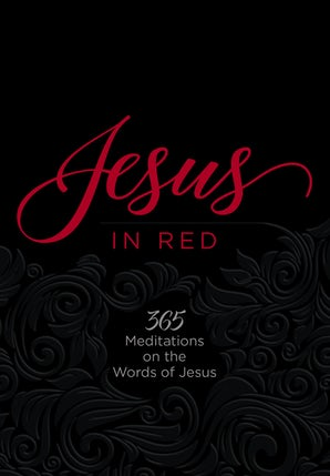 Jesus in Red