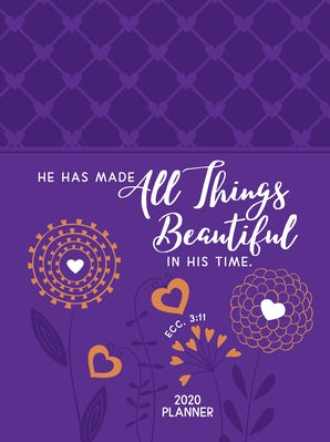 All Things Beautiful 2020 Planner