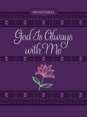 God Is Always with Me Devotional Journal (zip-around