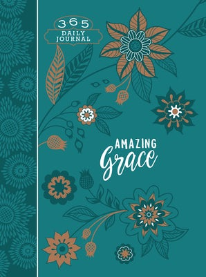 Amazing Grace 365 Daily Ziparound Journal