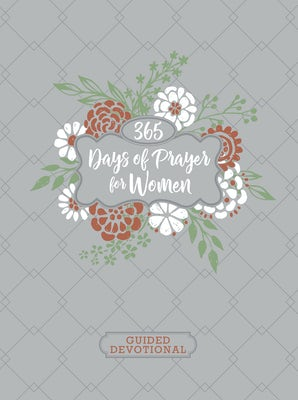 365 Days of Prayer for Women Guided Devotional
