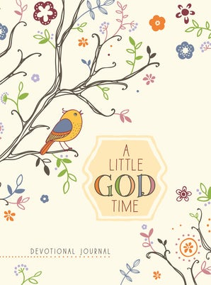 A Little God Time Rustic Devotional Journal