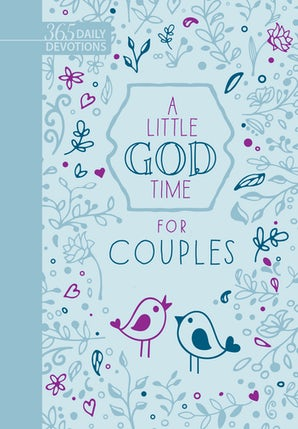 A Little God Time for Couples (Faux Leather Gift Edition)