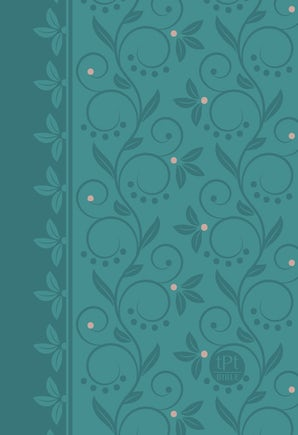 The Passion Translation New Testament Compact Teal