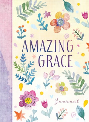 Amazing Grace Fabric Journal