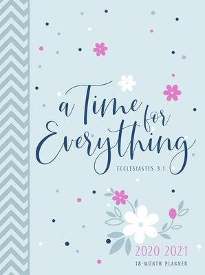 A Time for Everything 2021 Planner