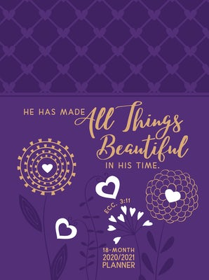 All Things Beautiful 2021 Planner