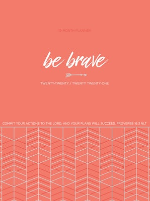 Be Brave 2021 Planner