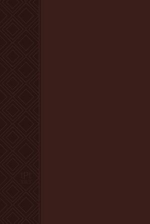 The Passion Translation New Testament (2020 Edition) Brown