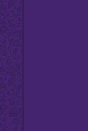 The Passion Translation New Testament (2020 Edition) Violet