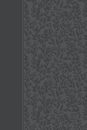 The Passion Translation New Testament (2020 Edition) Gray