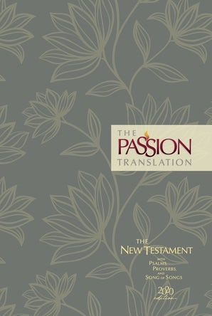 The Passion Translation New Testament (2020 Edition) HC Floral
