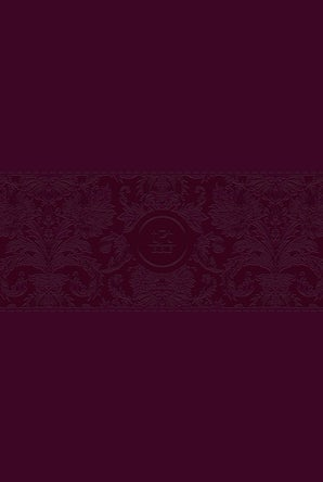 The Passion Translation New Testament (2020 Edition) Large Print Burgundy