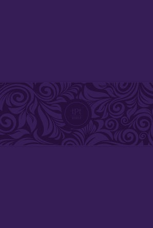 The Passion Translation New Testament (2020 Edition) Large Print Violet