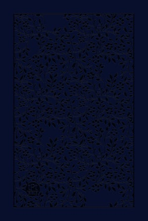 The Passion Translation New Testament (2020 Edition) Large Print Navy