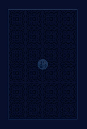 The Passion Translation New Testament (2020 Edition) Compact Navy