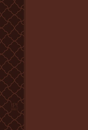 The Passion Translation New Testament (2020 Edition) Compact Brown