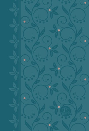 The Passion Translation New Testament (2020 Edition) Compact Teal