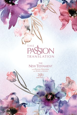 The Passion Translation New Testament (2020 Edition) Passion in Plum