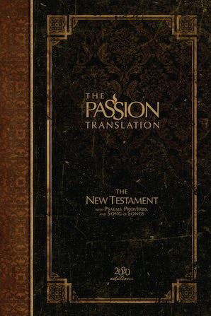 The Passion Translation New Testament (2020 Edition) HC Espresso