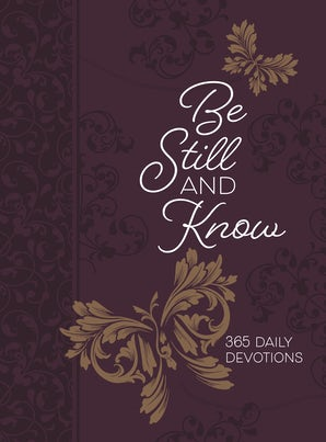 Be Still and Know 6x8