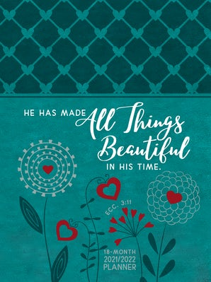 All Things Beautiful 2022 Planner
