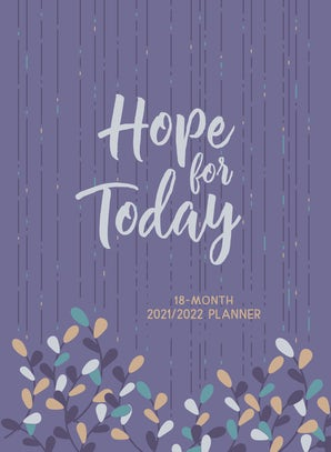 Hope for Today 2022 Planner