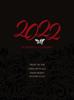Trust in the Lord 2022 Planner
