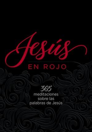 Jesús en rojo